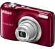 Nikon Coolpix A10 16.1MP Digital Camera 5x Optical Zoom 2.7